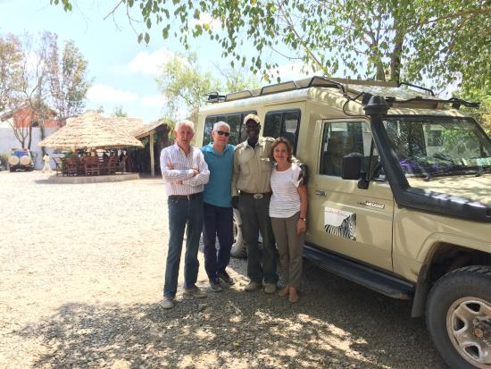 Safaris-R-Us - Day Tours: At the end of our trip