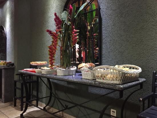Roman Villa Park Hotel: Restaurante/Café da manhã