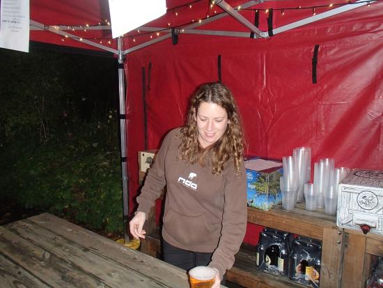Drewe Arms: Kate the Publican