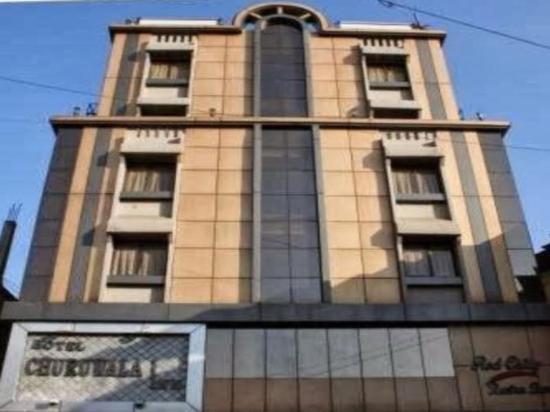 OYO 3993 Hotel Churuwala Inn: hotel exterior