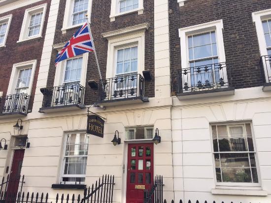 Best Western Victoria Palace Hotel London Uk