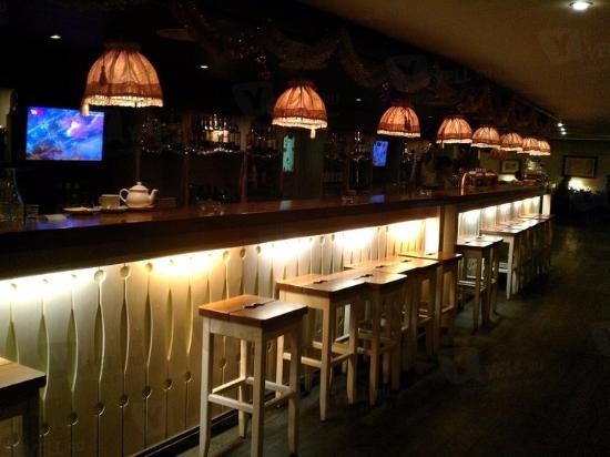 Пиворама: Ресторан внутри