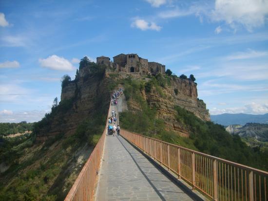 Civita Di Bagnoregio Provincia Di Viterbo Italia Picture Of