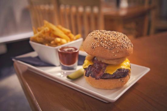 LBK Burger Bar