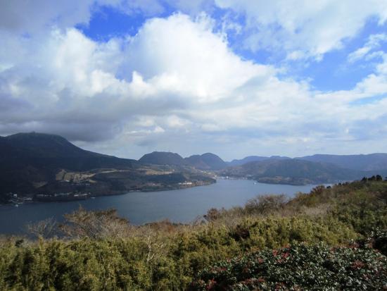 Lake Ashinoko Sky Line