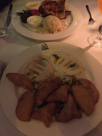 Toll eingerichtetes Restaurant, leckeres Essen, nette Bedienung!