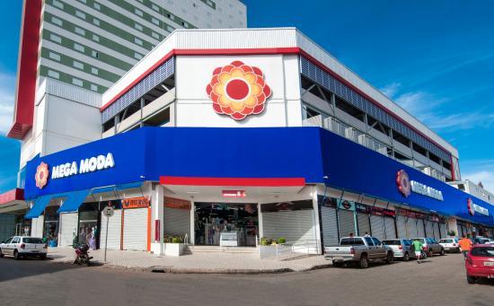 Гояния: Mega Moda Shopping