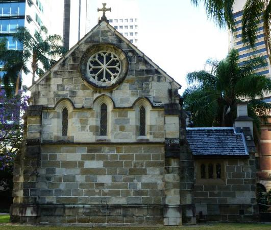 Old St Stephen's Catholic Church (Pugin Chapel)