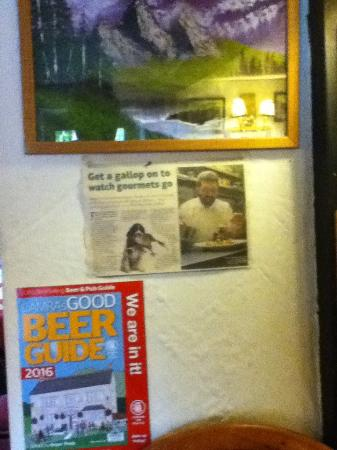 Horse & Groom: In the Good Beer Guide, and a write up