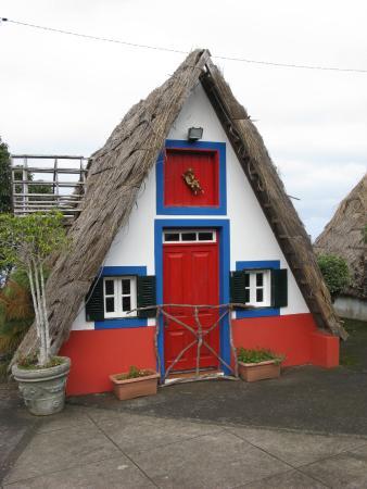 Cabanas de Sao Jorge Village: cabanas