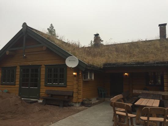 Lardal Municipality, Norway: Ein schönes Haus
