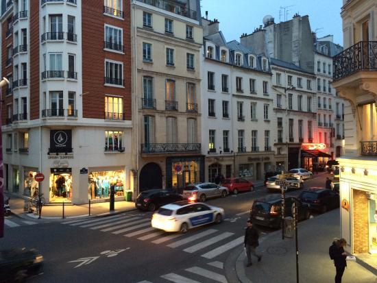 Ba o picture of mercure paris notre dame saint germain for Le jardin hotel mercure