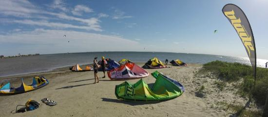 Prokite : Kiteboarding Lessons on South Padre Island TX