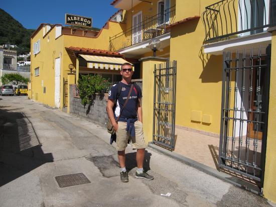 Albergo Macri: Immagine esterna dell'albergo