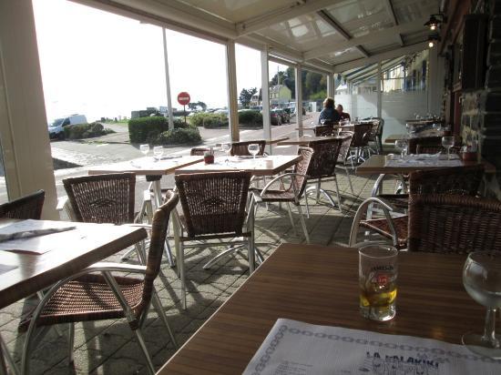 vue terrasse photo de la cale marine lakalakiki. Black Bedroom Furniture Sets. Home Design Ideas