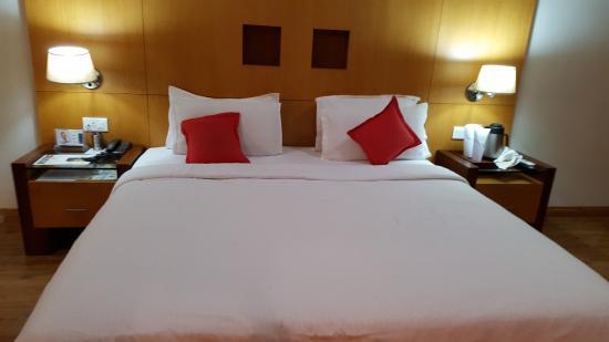 Meadows Residency - Ooty: bed