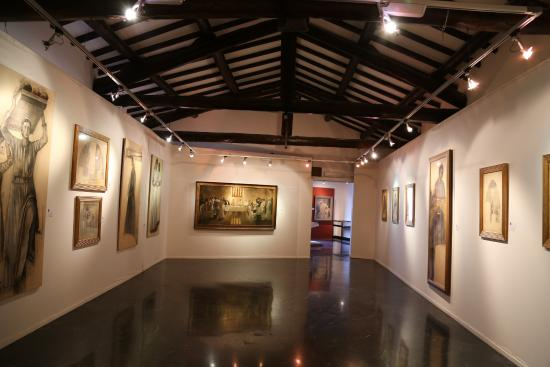 Civico Museo di Arte Moderna e Contemporanea di Anticoli Corrado