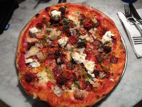 Pizza Picture Of Pizza Express Slough Tripadvisor