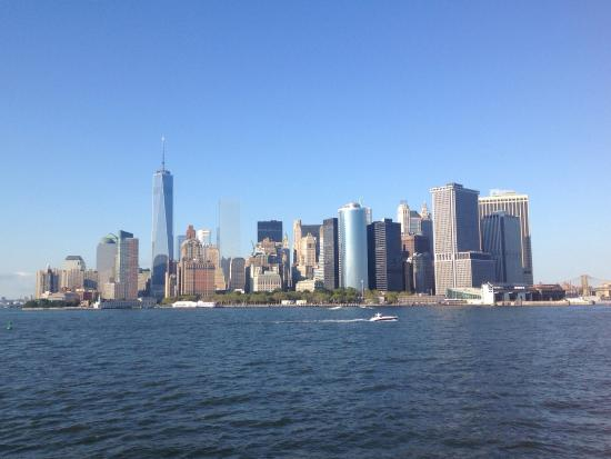 manhattan skyline new - photo #47