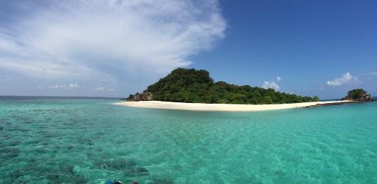 Провинция Сатун, Таиланд: เกาะไข่