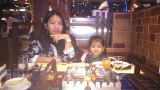 Barbeque Nation Hospitality: Starters
