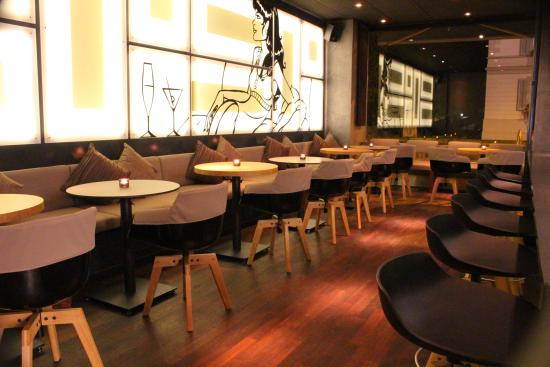 90o Grad Bar