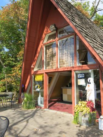 Rocheport, MO: A-Frame