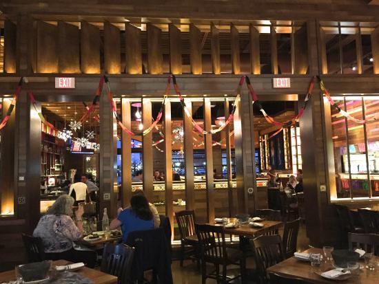 Bar And Grill Restaurant On Barrington Rd At Higgins