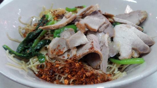 Jubkang Noodle