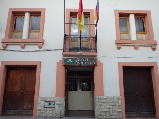 Hostal Pichincha Internacional : Hotel Pichincha