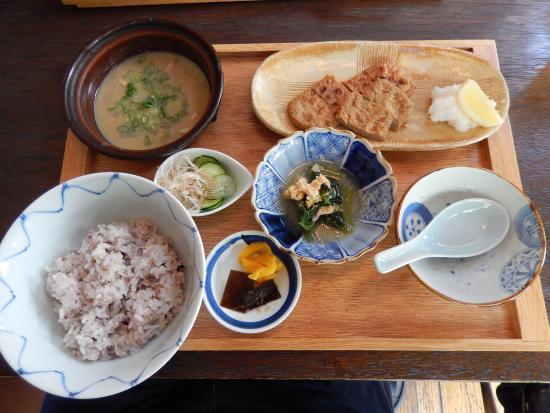 Nagasaka : さつま汁定食