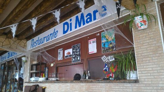 Pizzeria Restaurante Di Mare: Pizzería Restaurante Di Mare