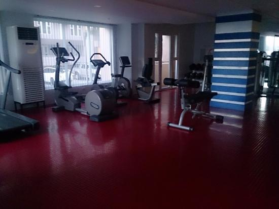 Cainta, Filippine: Gym