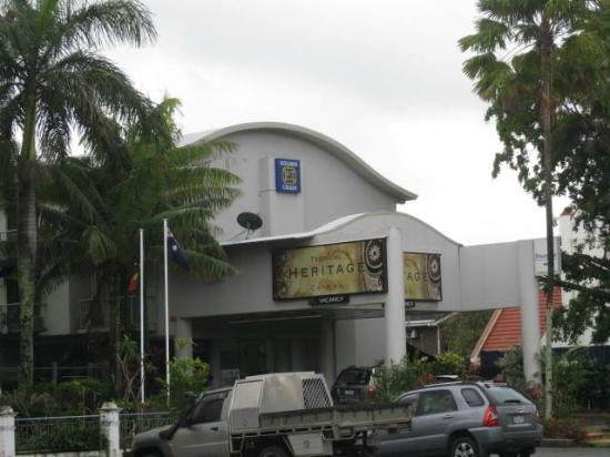 Tropical Heritage Cairns: 外観