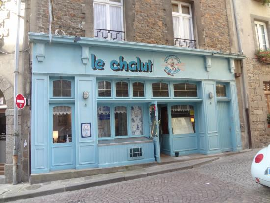 picture of le chalut saint malo tripadvisor. Black Bedroom Furniture Sets. Home Design Ideas