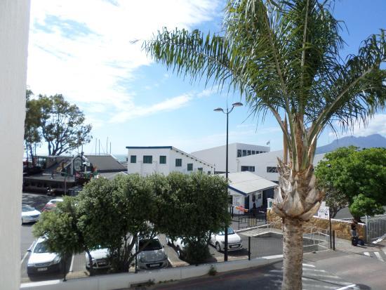 Gordon's Bay, Sudáfrica: View from Balcony