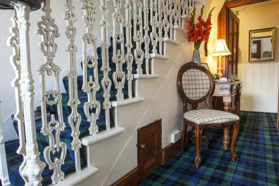 Eskdale Guest House: Reception