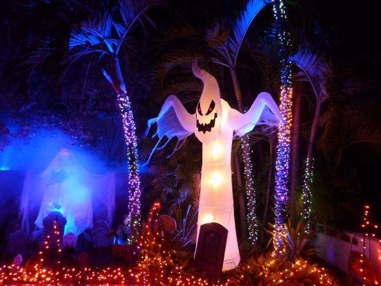 Halloween at Atlantis House