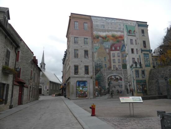 Japanese Guided Quebec City Sightseeing Tours on Foot - Quebec Guide Service: 景色