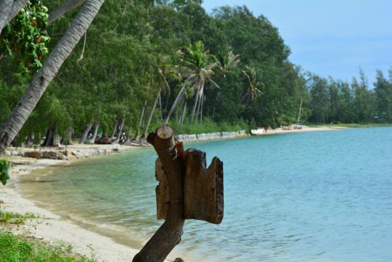 Beck's Resort: Bucht