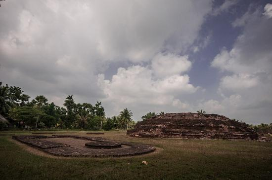 Kakinada, India: excavation site