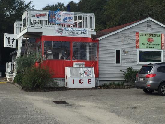 Deckerz Bar And Grille North Myrtle Beach Menu Prices