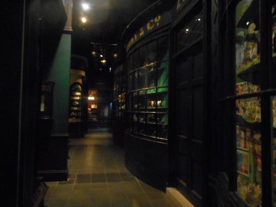 ロンドン博物館, 19世紀のロンドンの再現