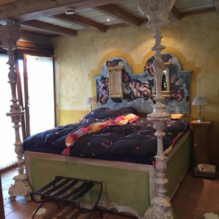 Haus Silbermond: Sprookjesachtige sterrenkamer