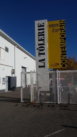 Espace d'art contemporain La Tôlerie