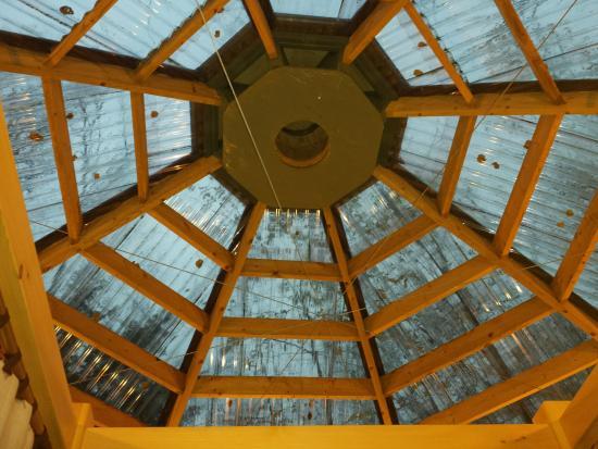 Wiarton, Canadá: Ceiling