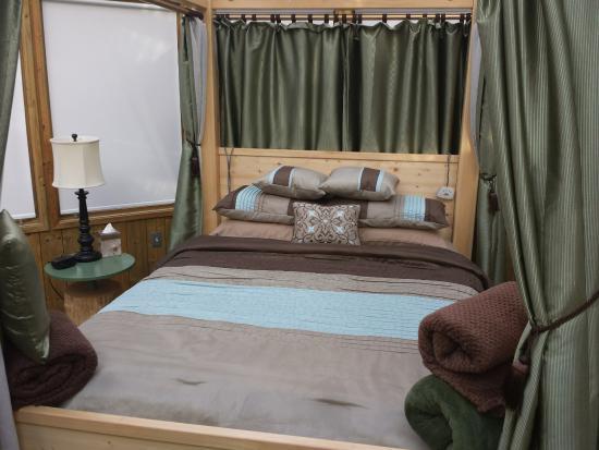 Wiarton, Canadá: Bed