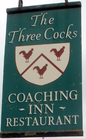 Three cocks