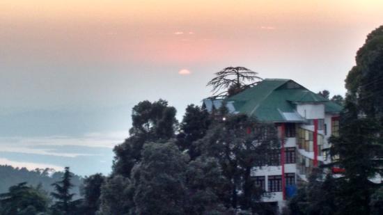 Hotel Dalhousie Heights: view