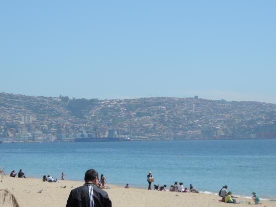 Playa Ancha Hill: Playa Ancha = Valparaíso - Chile